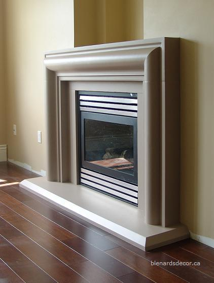 Fireplace Mantels Surrounds, in Vancouver BC by Blenard's Decor ...