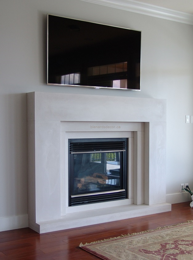 mantels stone veneer cast are faux for extremely option an fireplace manufactured panels affordable