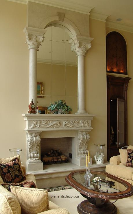Fireplace Mantels Surrounds, in Vancouver BC by Blenard's ...